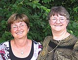 photo of the Mitchell girls